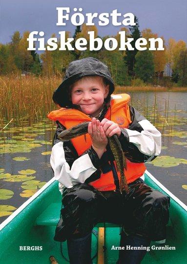 bokomslag Första fiskeboken