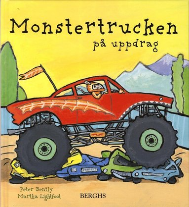 bokomslag Monstertrucken på uppdrag