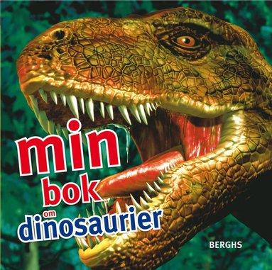 bokomslag Min bok om dinosaurier