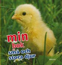 bokomslag Min bok om små och stora djur