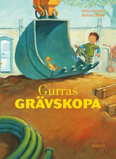 bokomslag Gurras grävskopa