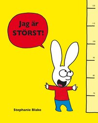 bokomslag Jag är störst!