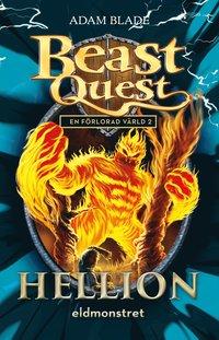 bokomslag Hellion - eldmonstret
