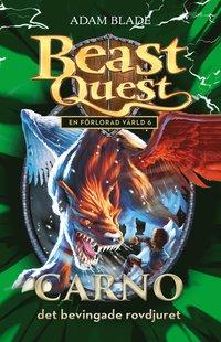bokomslag Carno - det bevingade rovdjuret