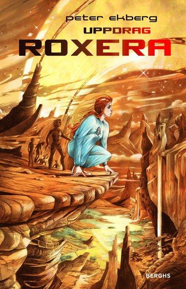 bokomslag Uppdrag Roxera