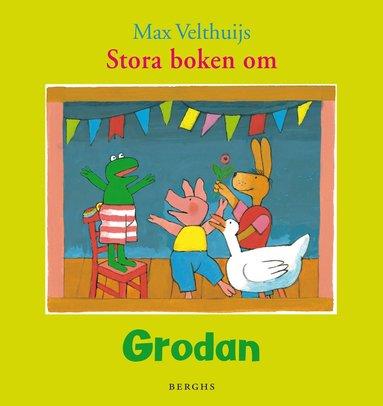 bokomslag Stora boken om Grodan