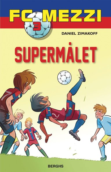 bokomslag Supermålet