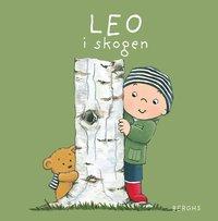 bokomslag Leo i skogen
