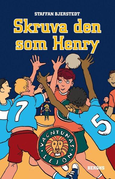 bokomslag Skruva den som Henry