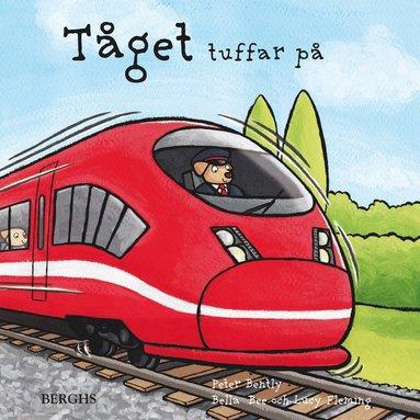 bokomslag Tåget tuffar på