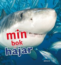 bokomslag Min bok om hajar