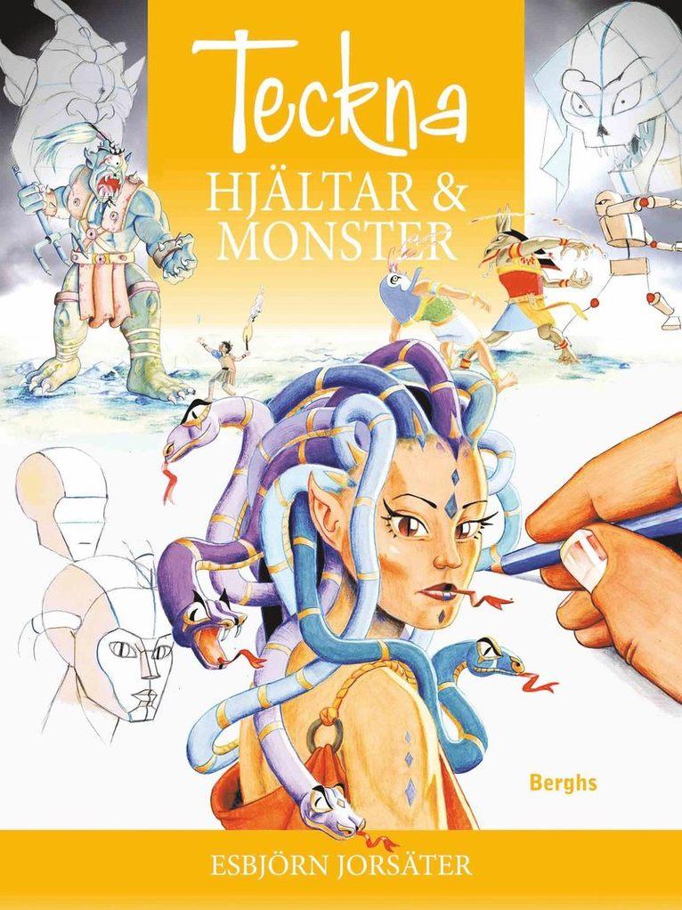 Teckna hjältar och monster 1