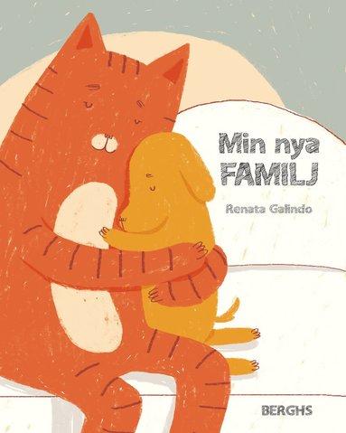 bokomslag Min nya familj
