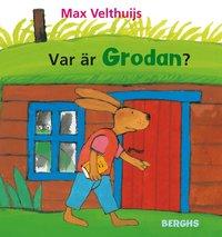 bokomslag Var är Grodan?