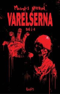 bokomslag Varelserna. Bok 1 - 4 samlingsvolym