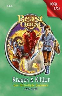 bokomslag Kragos & Kildor : den förtrollade demonen