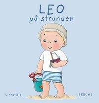 bokomslag Leo på stranden