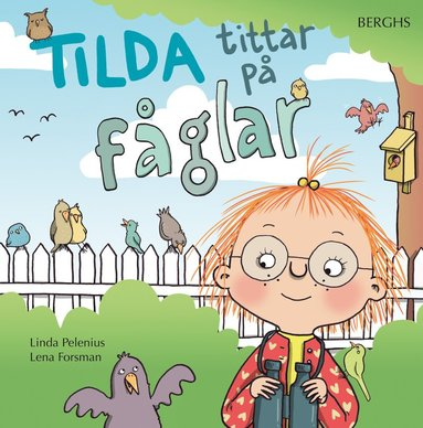 bokomslag Tilda tittar på fåglar