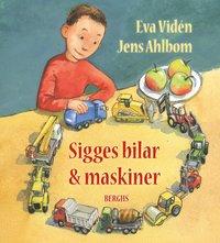 bokomslag Sigges bilar & maskiner