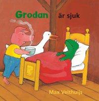 bokomslag Grodan är sjuk