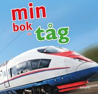 bokomslag Min bok om tåg