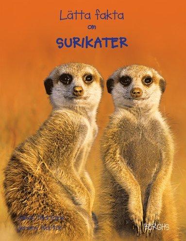 bokomslag Lätta fakta om surikater