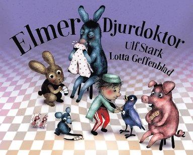 bokomslag Elmer djurdoktor