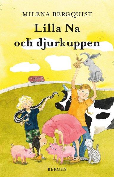 bokomslag Lilla Na och djurkuppen
