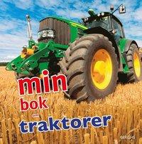 bokomslag Min bok om traktorer