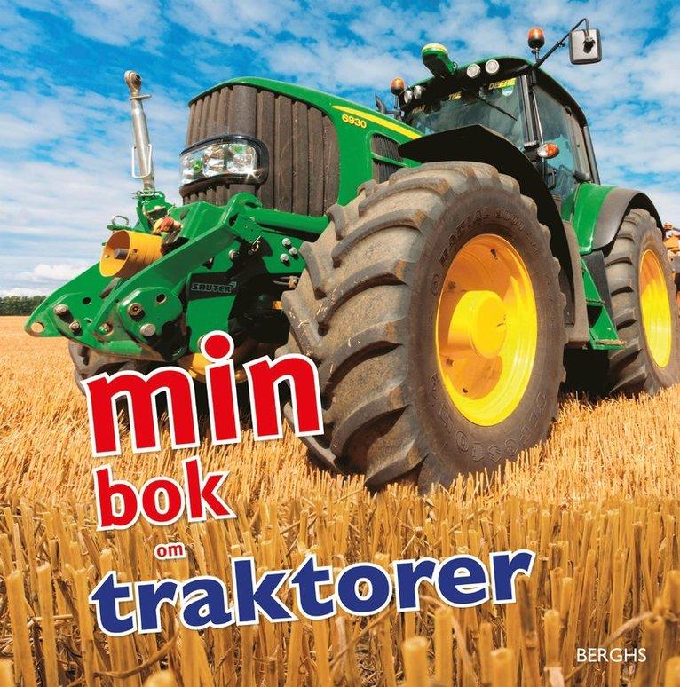 Min bok om traktorer 1