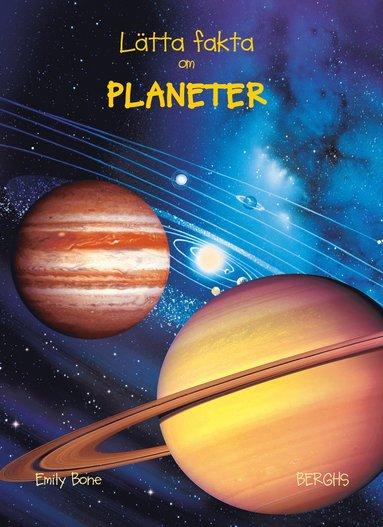 bokomslag Lätta fakta om planeter