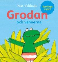 bokomslag Grodan och vännerna - Samlingsvolym