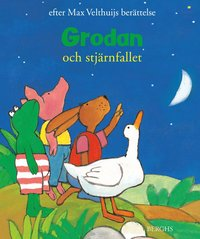 bokomslag Grodan och stjärnfallet