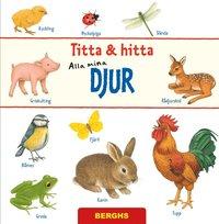 bokomslag Alla mina djur