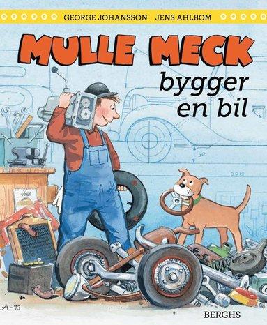 bokomslag Mulle Meck bygger en bil