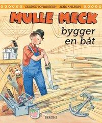 bokomslag Mulle Meck bygger en båt