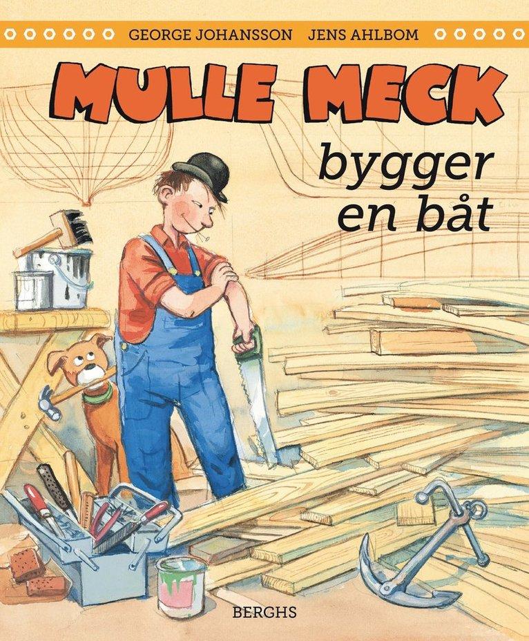 Mulle Meck bygger en båt 1
