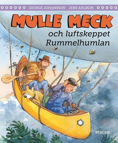 bokomslag Mulle Meck och luftskeppet Rummelhumlan