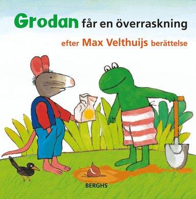 bokomslag Grodan får en överraskning