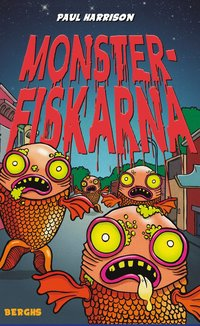bokomslag Monsterfiskarna