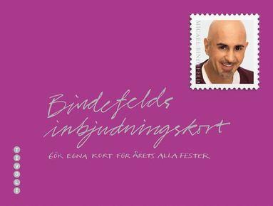 bokomslag Bindefelds inbjudningskort : gör egna kort för årets alla fester