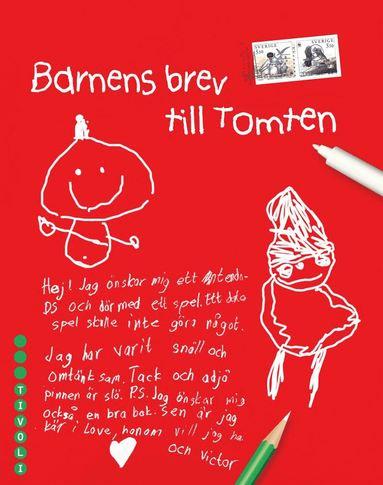 bokomslag Barnens brev till Tomten