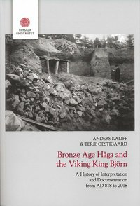 bokomslag Bronze age Håga and the Viking King Björn : a history of interpretation and documentation from AD 818 to 2018