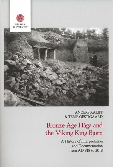 bokomslag Bronze age Håga and the Viking King Björn : a history of interpretation and documentation from AD 818 to 2018