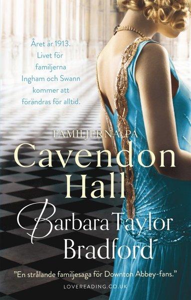 bokomslag Familjerna på Cavendon Hall