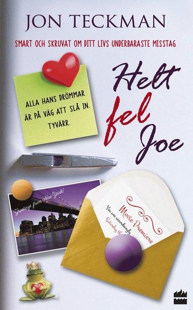 bokomslag Helt fel Joe
