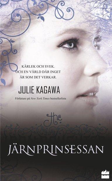 bokomslag Järnprinsessan