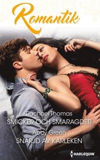 bokomslag Smicker och smaragder/Snärjd av kärleken
