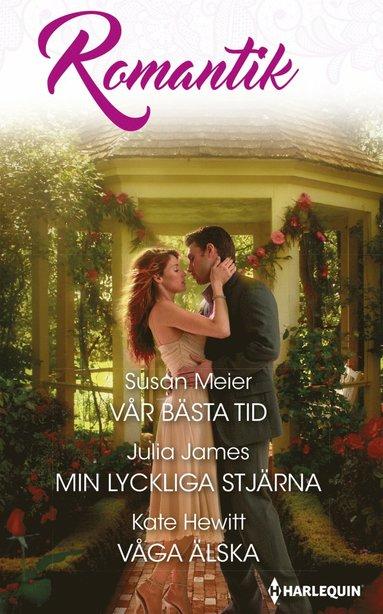 bokomslag Vår bästa tid/Min lyckliga stjärna/Våga älska