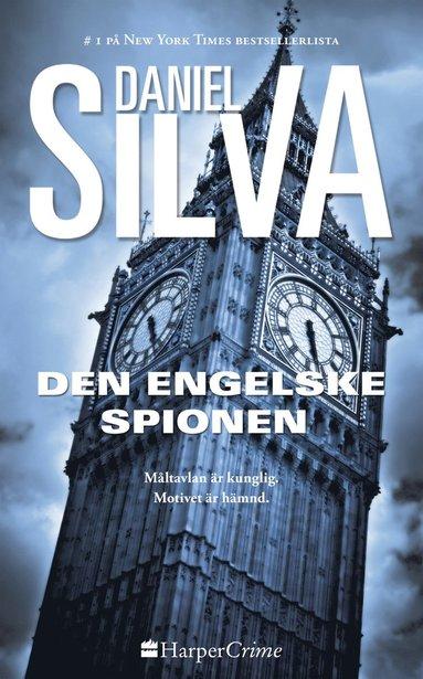 bokomslag Den engelske spionen
